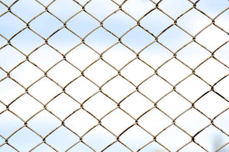 Chainlink fence photo