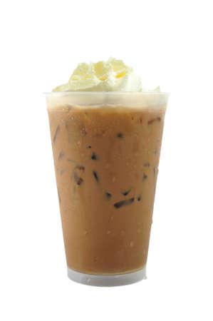 igrave: Coffee Latte  Stock Photo