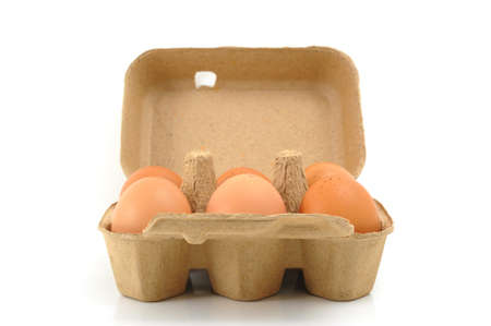 Eggs in Carton Stock Photo - 14797367