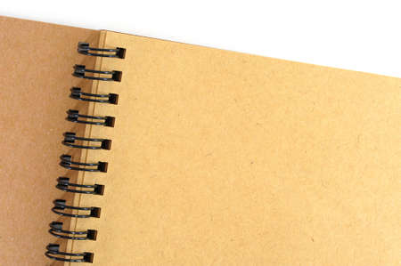 Recycle notebook photo
