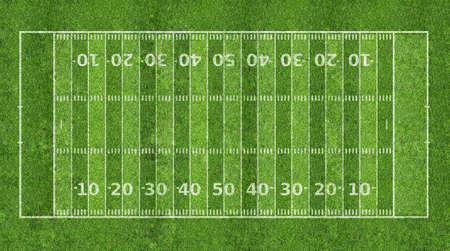 american football field: American football field