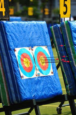 archery targets photo