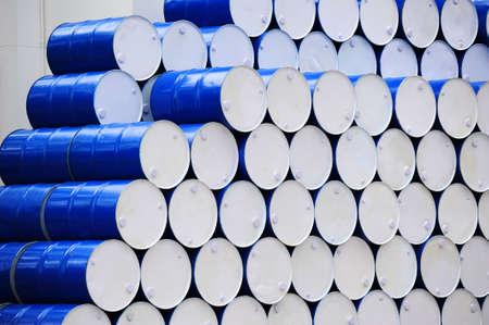 Oil Barrels photo