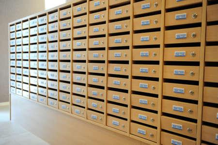 Locker Row Stock Photo - 21490266
