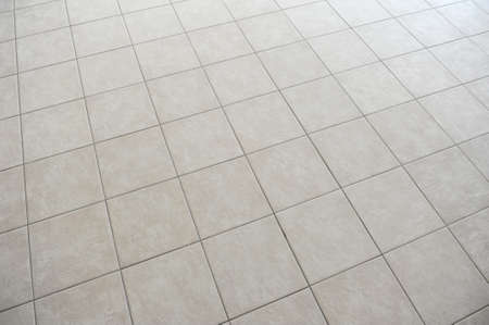 floor tiles: Tiled floor Stock Photo