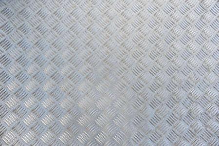 Diamond plate steel background Stock Photo - 21490128