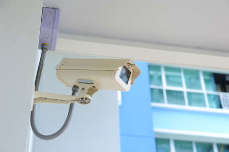 CCTV Security Surveillance Camera photo