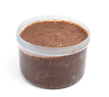 shrimp paste Stock Photo