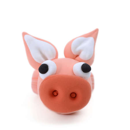 child's: pig craft