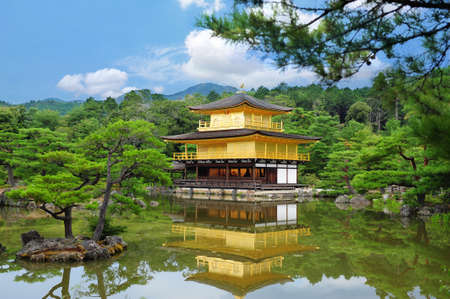 Temple of the Golden Pavilion photo