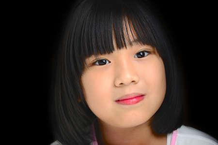 southeast asian ethnicity: Asian girl smiling, Thailand girl