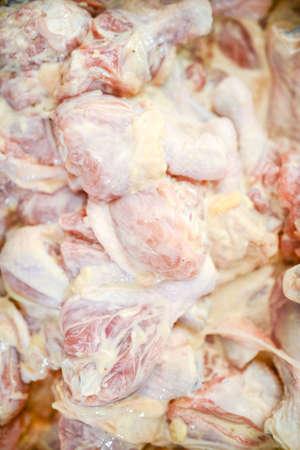 prepare: prepare raw chicken legs