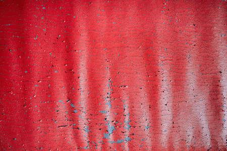 leatherette: damaged leatherette