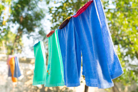 clothesline: clothesline