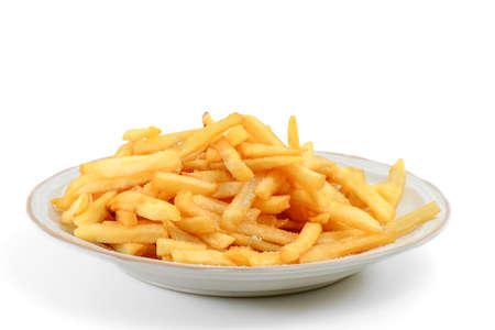 binge: French fries
