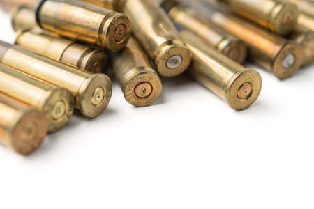 casings: bullet casings