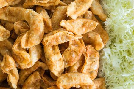 gyoza: Fried Gyoza