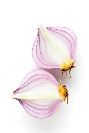 onion slice: red onion slice