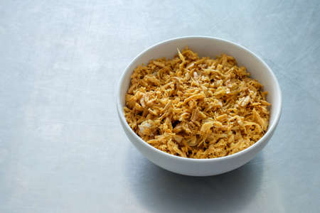 deep fried: deep fried garlic