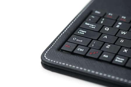 computer peripheral: Computer Keyboard Stock Photo