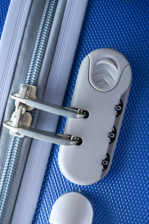 combination: suitcase combination lock
