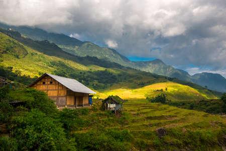 chai: Lao Chai village. Sapa, VIetnam. Editorial