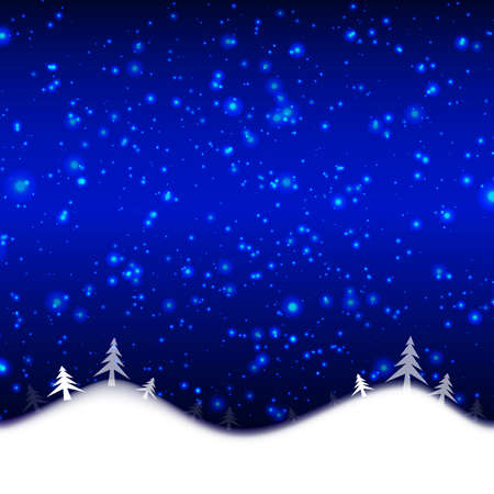 Chritmas holiday celebration theme colorful pastel gredient abstract background with snow flake winter season.