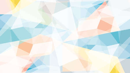 Multicolors mesh gredient abstract colorful color tone background EPS10 vector illustration.