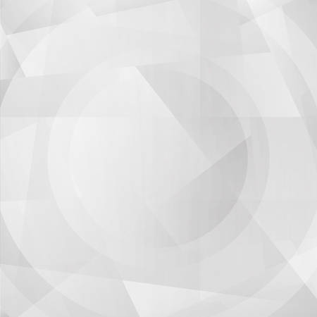 Abstract geometric white and gray polygon or lowpoly vector technology concept background. EPS10 illustration style design.