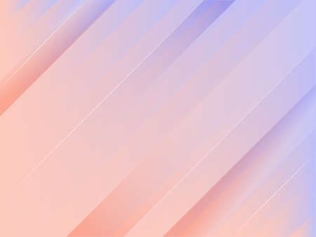 Creative minimal geometric with dynamic shapes abstract colorful vibrant color background wallpaper. Trendy Eps10 vector illustration.
