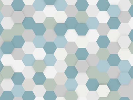Creative minimal geometric dynamic shapes on white copy space background use for template, banner or wallpaper. Trendy Eps10 vector illustration.