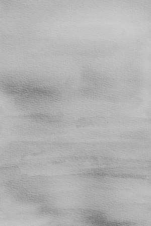 Abstract black and white watercolor on paper texture wallpaper background.