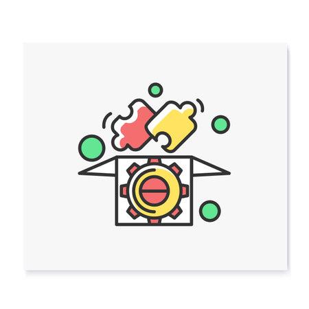 Solution color icon