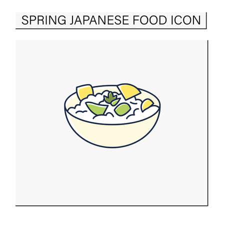Takenoko color icon