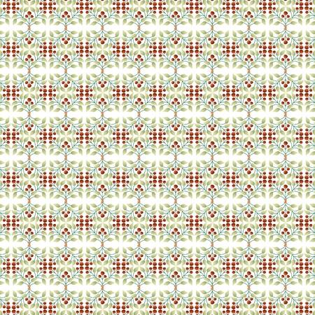 islamic pattern: vector seamless floral islamic pattern