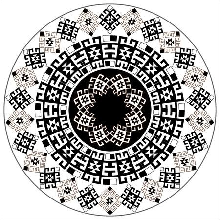 gebruik te maken van de oude Anatolië ontworpen patronen serie