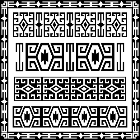 border elements of the old motifs created
