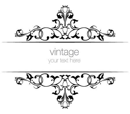 black series is designed using the old patterns anatolia Illustration