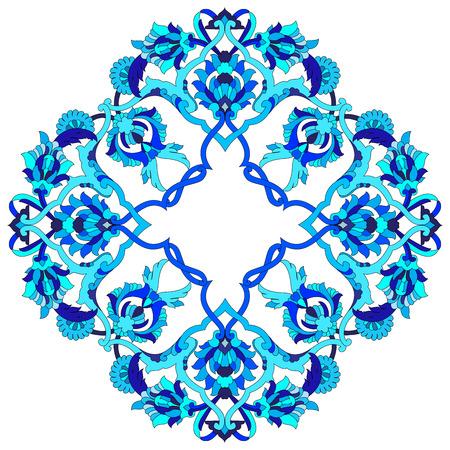islamic art: Ornament and design Ottoman decorative arts