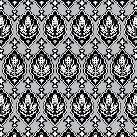tints: Seamless pattern design inspired by the Ottoman decorative arts