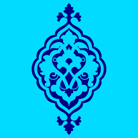 creative arts: Inspired by the Ottoman decorative arts pattern designs