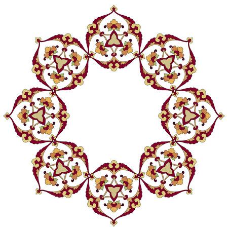retrospective: Inspired by the Ottoman decorative arts pattern designs
