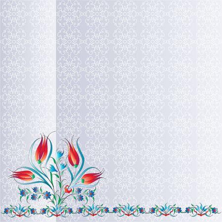 advantage: taking advantage of the old ottoman designed patterns series