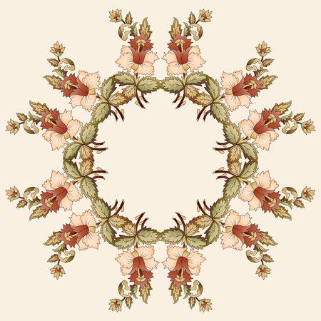motifs: Designed taking advantage of the Ottoman motifs design series