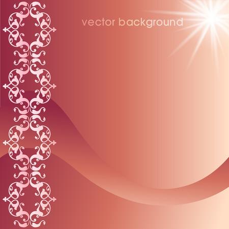 reeks van decoratieve deksel templates voor grafisch ontwerpers Stock Illustratie