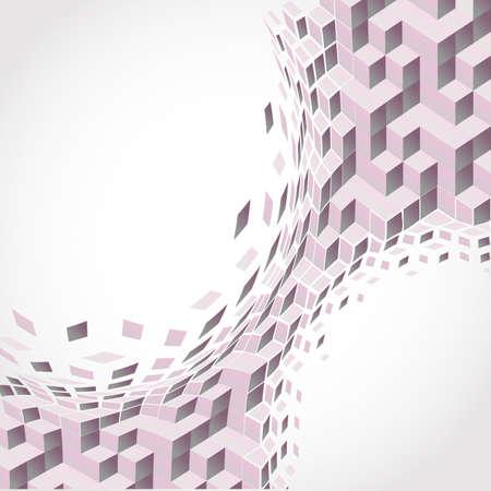 Roze achtergrond. Abstract Stockfoto - 9865143