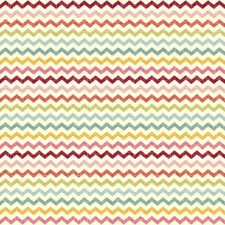 Seamless Chevron Pattern Illustration