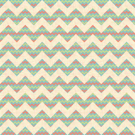 linen texture: vector zig zag geom�tricos incons�tiles del modelo del gal�n en la textura de lino