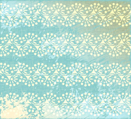 fascia: vector  Pattern (wallpaper, background) with grange texture