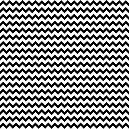 Black and white herringbone fabric seamless pattern, vector Vector